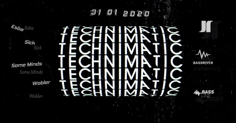 J1 | Bassfuzja w/ Technimatic