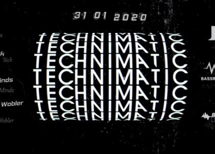 J1   Bassfuzja w/ Technimatic