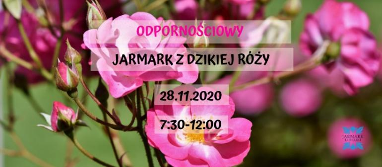 Jarmark Lubelski Odpornościowy - Jarmark z Dzikiej Róży