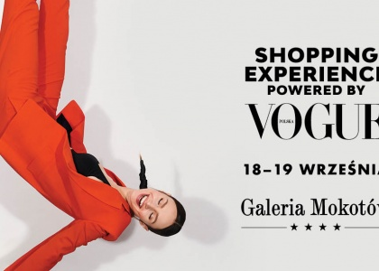 Shopping Experience powered by Vogue