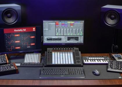 Kurs produkcji muzycznej od podstaw