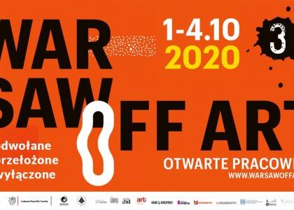 Warsaw off ART 2020 - III Niezależna Edycja