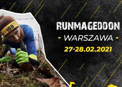 Runmageddon Zimowa Warszawa 2021