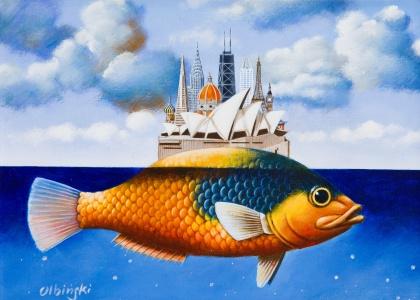 Sztuka Fantastyczna. Surrealizm i Realizm Magiczny. Wystawa i aukcja