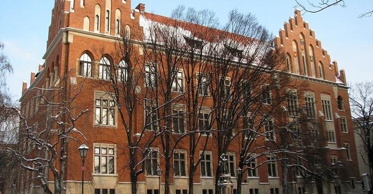 Collegium Witkowskiego, Instytut Historii UJ