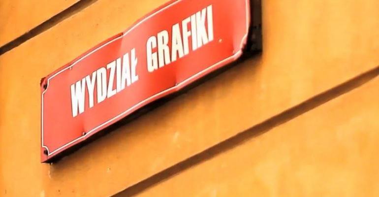 Wydział Grafiki ASP w Warszawie