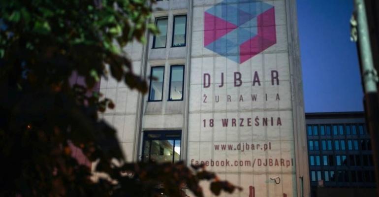 DJBAR Żurawia
