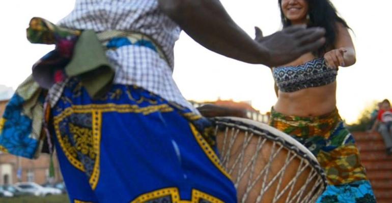 Afrykańska Szkoła Ruchu i Tańca
