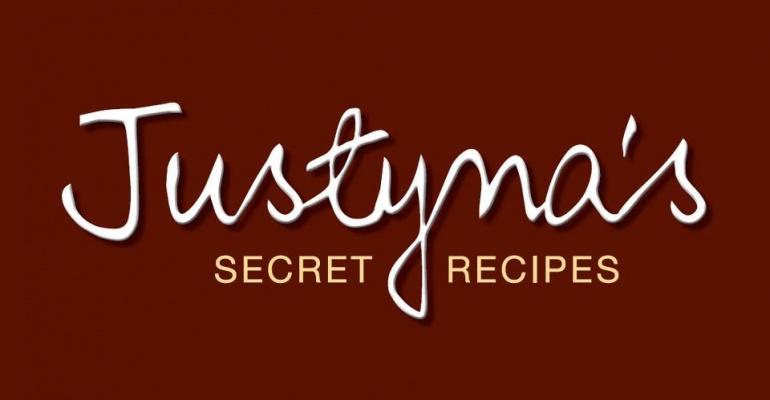 Justyna's Secret Recipes