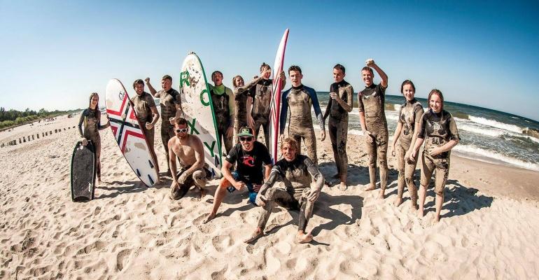 Scandal - kitesurfing, windsurfing, obozy, wyjazdy zagraniczne