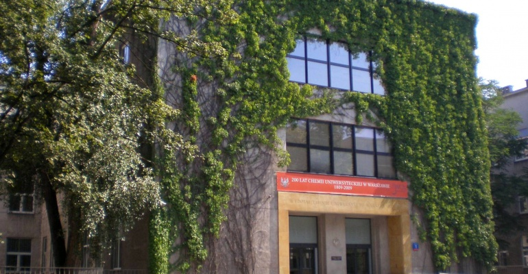 Wydział Chemii Uniwersytet Warszawski