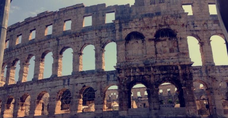 Pula Roman Arena