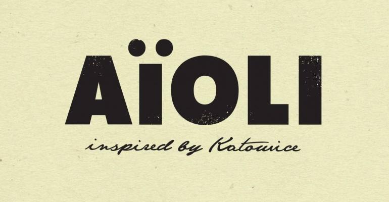 AïOLI inspired by Katowice