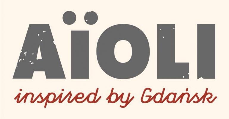 AïOLI inspired by Gdańsk