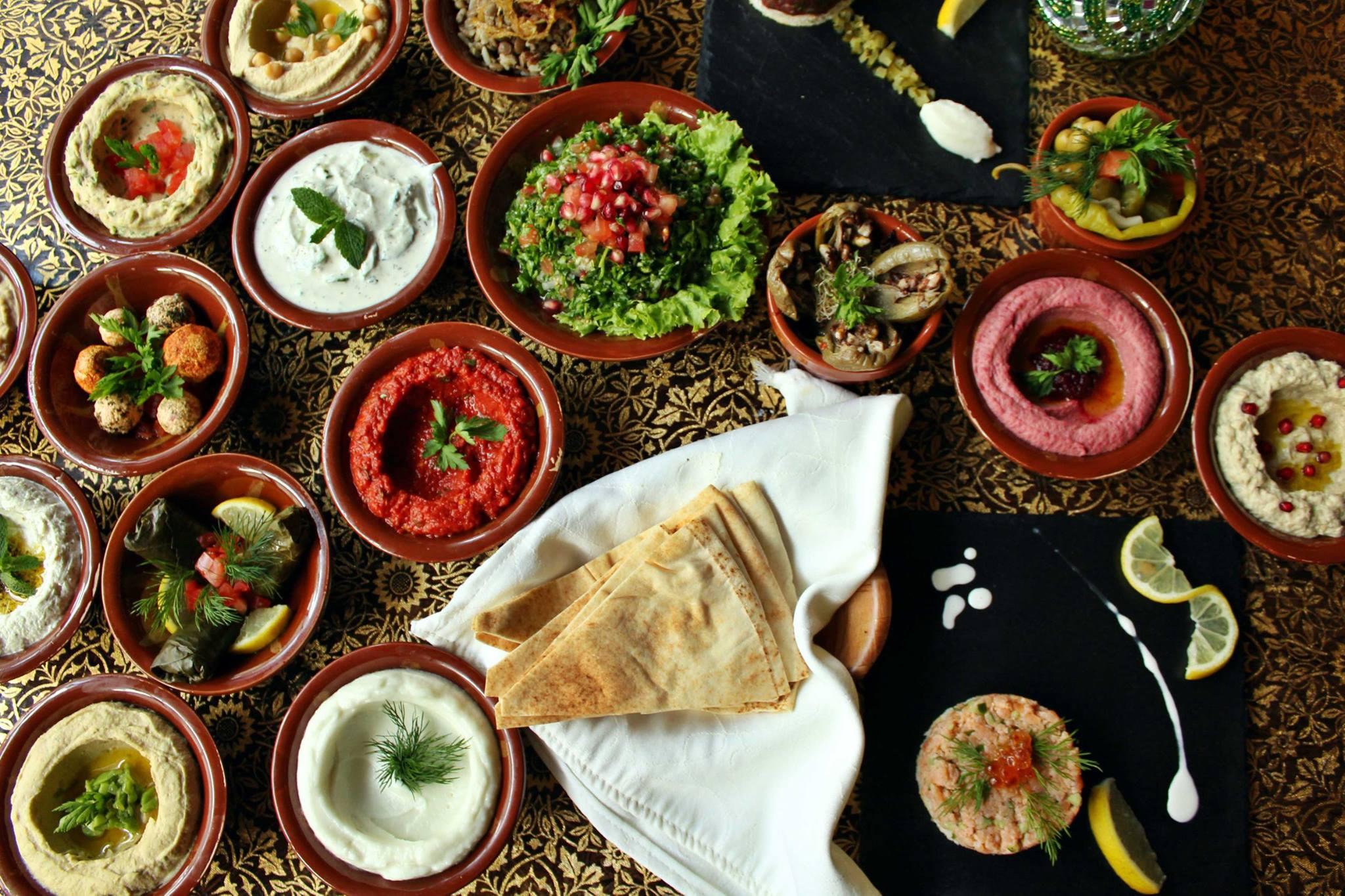 Kuchnia Libańska W Stolicy Gdzie Ją Znaleźć Mówią Na Mieście