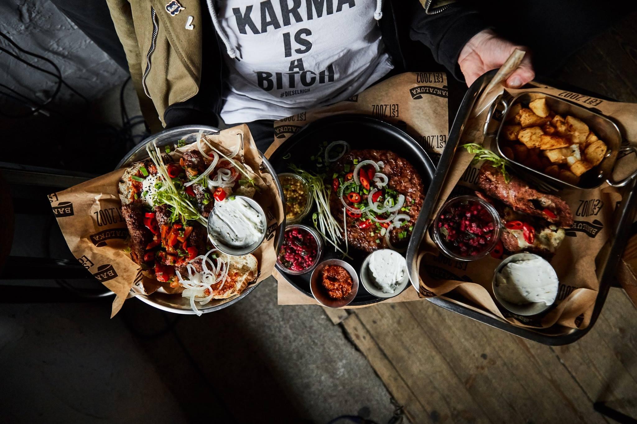 Kuchnia Bałkańska W Warszawie Gdzie Spróbować Mówią Na